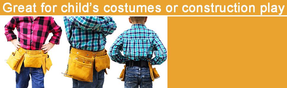 Amazon.com: YITOOK - Cinturón de herramientas para niños ...