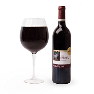 the original big betty xl extra large premium jumbo wine glass holds a whole. Black Bedroom Furniture Sets. Home Design Ideas