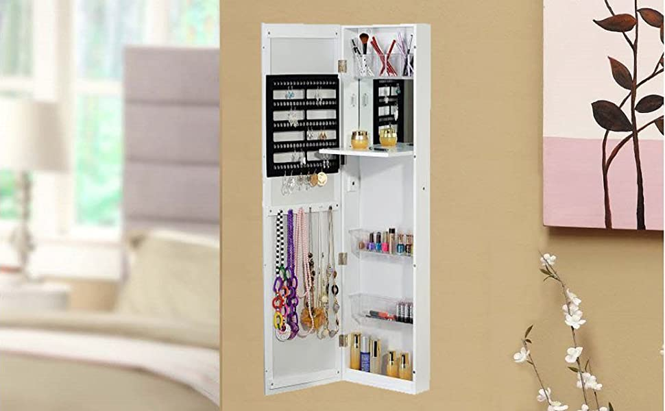 Amazon Com Btexpert Cosmetic Makeup Cabinet Organizer