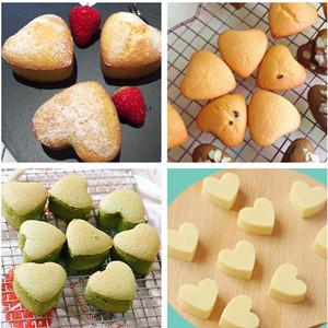 heart muffin