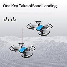 one key take-off