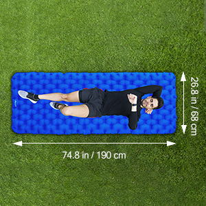 sleeping pad for backpacking