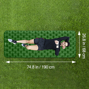 sleeping pad for backpack