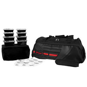 Amazon.com  Isolator Fitness ISODUFFEL Gym Bag Meal Prep Management ... a9d6a8e9c2