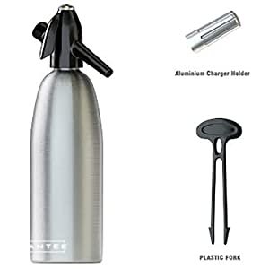 soda siphone siphon innovee home nuvantee stainless steel soda maker sifon sifone premium kitchen