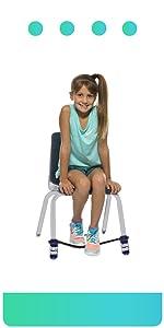 Elementary Chair - Blue