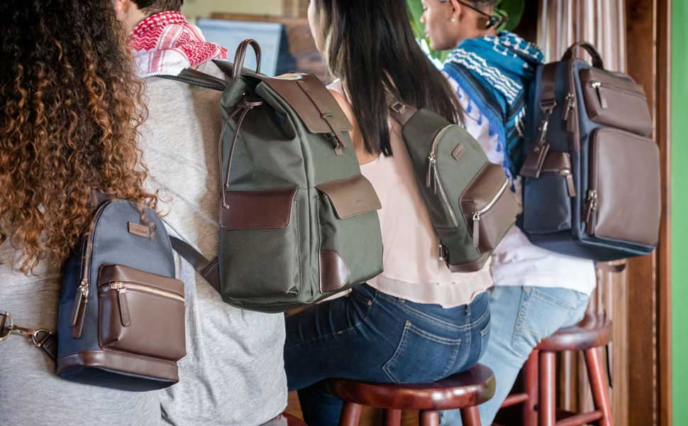 Backpack Collection bar