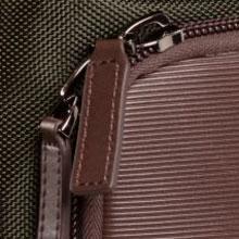 Moisture-wicking Ballistic Nylon with Split Leather