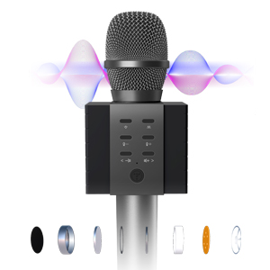 High-fidelity metal mic