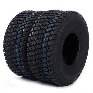 Amazon.com: 2 Neumáticos césped y jardín cortacésped tractor ...