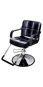 Amazon.com: Artist Hand Hydraulic Barber Chairs Hair Classic ...