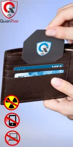 EMF exposure protection, emf protection from cell phones QUANTHOR