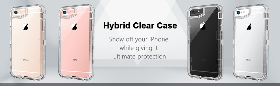 Clear Case for iPhone 6S and iPhone 6 4.7 inch