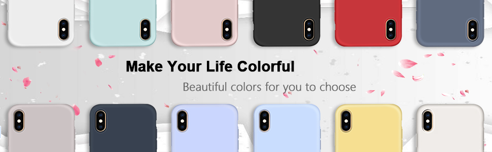 Beautiful Colors to Choose