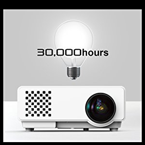 Projector Dbpower Rd 810 Mini Led Video Projector