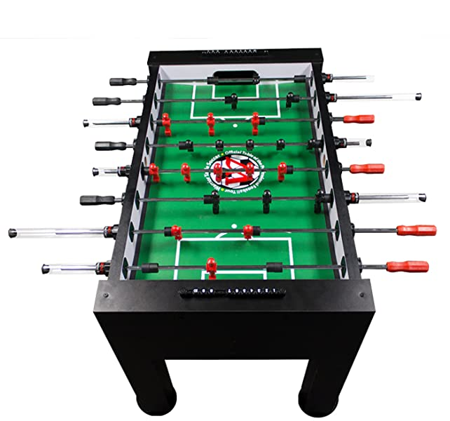 Learn To Play Like A Pro With The Warrior Profession Foosball Table!!