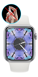 Amazon.com: LK 6 Pack Screen Protector for Apple Watch (38mm ...