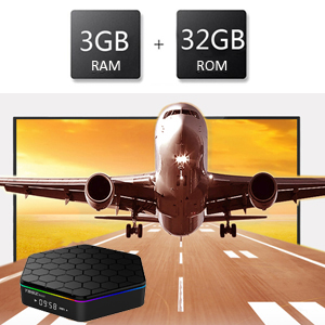 3GB RAM 32GB ROM TV Box