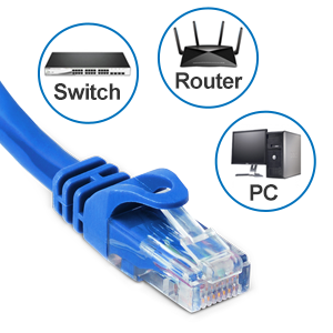 Astonishing Amazon Com Cmple Cat6 Patch Cable With Gold Plated Rj45 Contacts Wiring Database Pengheclesi4X4Andersnl