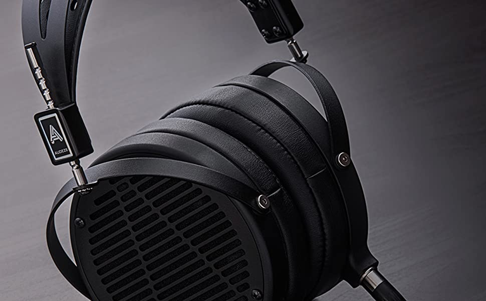 439d211129e Audeze LCD-2 Classic Planar Magnetic Headphones with Leather-free earpads
