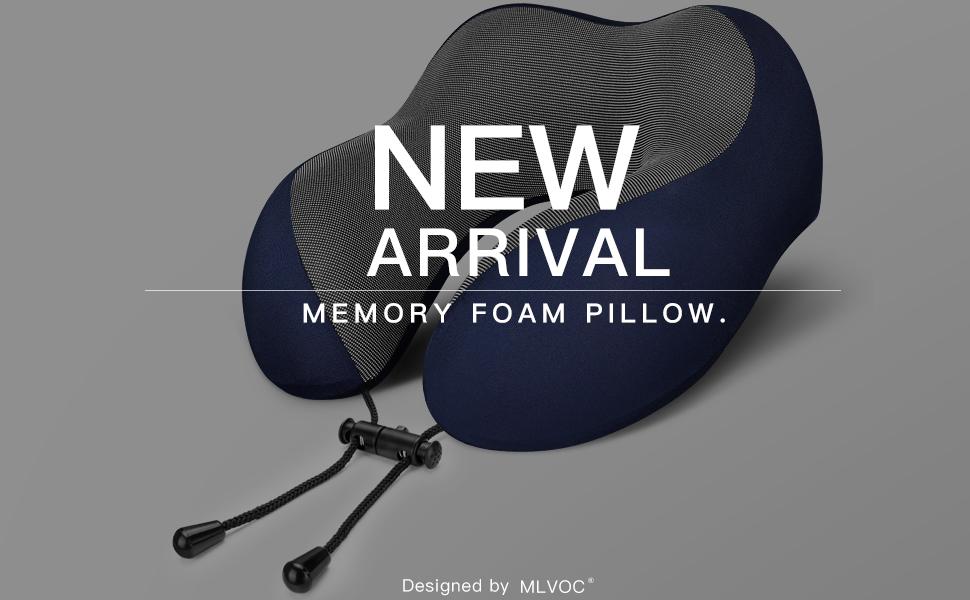memory foam pillow travel