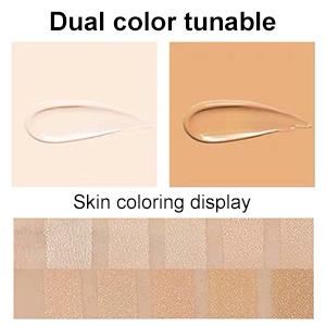 Tattoo Concealer, Concealer To Cover Tattoo/Scar/Birthmarks/Vitiligo, Waterproof Concealer, Professional Waterproof Tattoos Cover Up Makeup Concealer ...