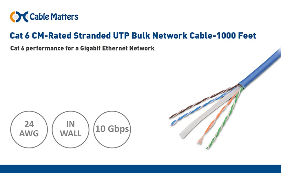 j6RivuiMR4mt._UX970_TTW__ amazon com [ul listed] cable matters stranded bare copper cat 6
