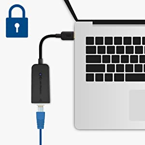 Amazon.com: Cable Matters USB-C to Ethernet Gigabit LAN