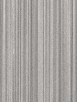 Romosa Wallcoverings 787 33 Serenity Vinyl Textured Wallpaper Metallic Gray