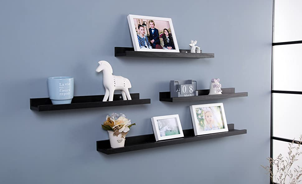 wall furniture shelves. simple yet elegant this ou0026k furniture floating shelves set is a great option to enlighten any dull wall in the room