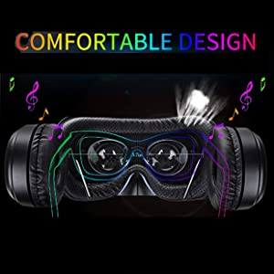 The Comfortable Design