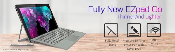 Fully New EZpad Go