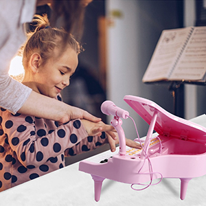 toys for girls piano
