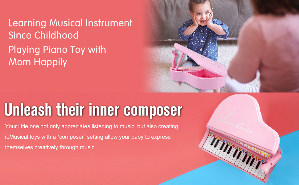 piano toy for girls