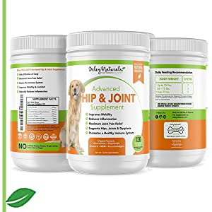 Amazon.com: Glucosamine for Dogs - Advanced Arthritis Pain ...