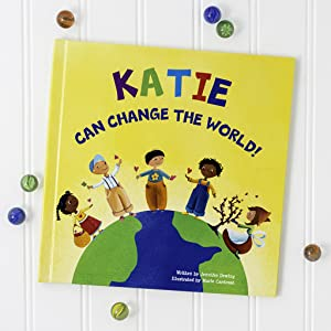 change - Acts Of Kindness For Kids, Self Esteem Books For Kids, Be The Change, Teaching Kindness Manners, Personalized