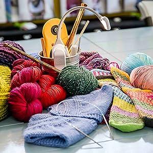 NuFlex Rechargeable book light craft light sewing needlepoint