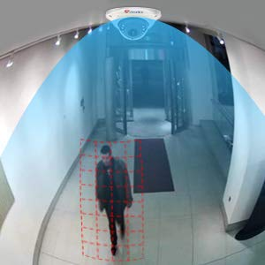 Motion Area Detection