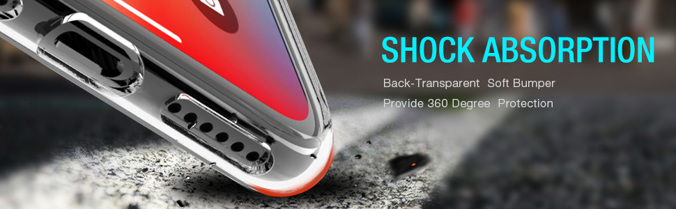 ESR Qi Wireless Charger For iPhone X 8 plus Fast Charging