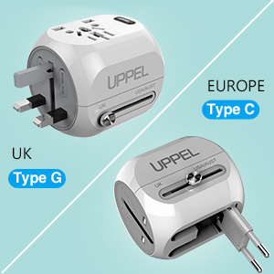 Adapter Plug G and C