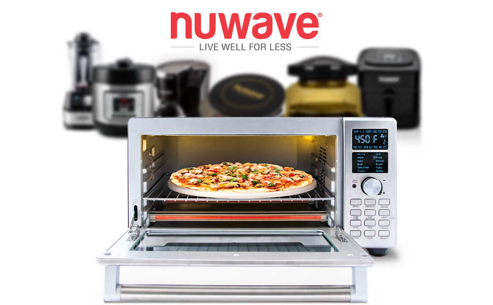 nuwave bravo oven toaster