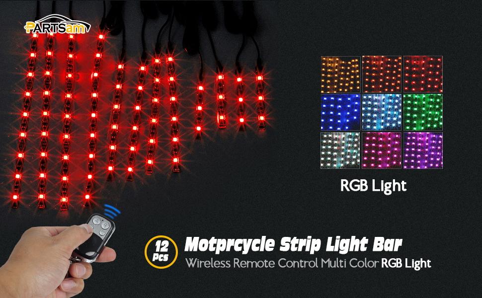 led strip light bar