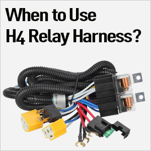 he relay harness