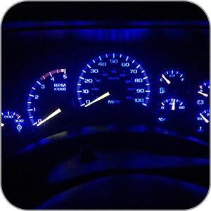 2004 chevy tahoe warning lights