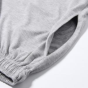pajamas shorts for men
