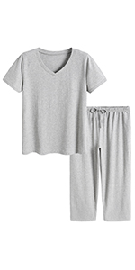 100 cotton pajamas for women