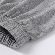 pajamas shorts with waistband