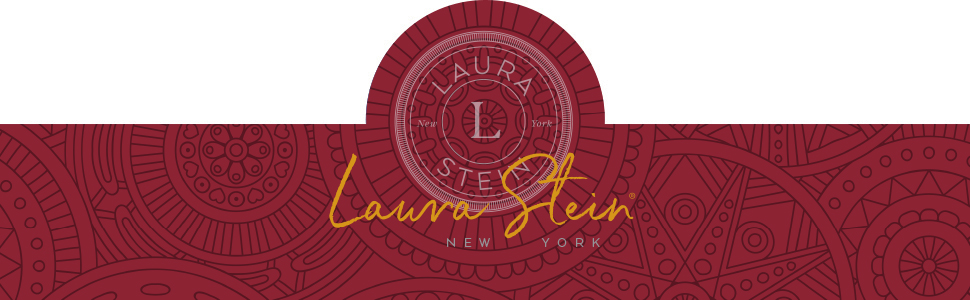 Laura Stein Venetian Burgundy Header