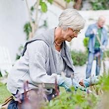 Gartenhandschuhe Nitrilkautschukhandschuhe Plant Digging Planting Garden Tool