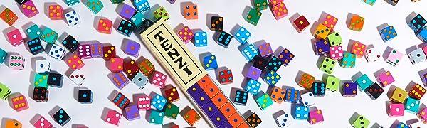 tenzi slapzi itzi dice game matching card